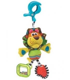 آویز پلی گرو مدل شیر Playgro Lion Doll Pendant