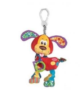 آویز پلی گرو مدل سگ Playgro Dog Doll Pendant