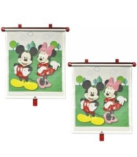 آفتابگیر خودرو فرست یرز مدل میکی اند مینی The First Years Mickey And Minnie Car Sunshade