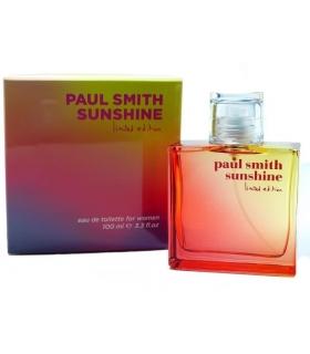 عطر زنانه پل اسمیت سان شان لیمیت ادیشن 2015 ادوتویلت paul smith sunshine limited edition 2015 for women edt