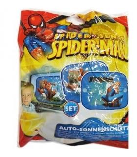 آفتابگیر خودرو فرست یرز مدل اسپایدر من The First Years Spider Man Car Sunshade