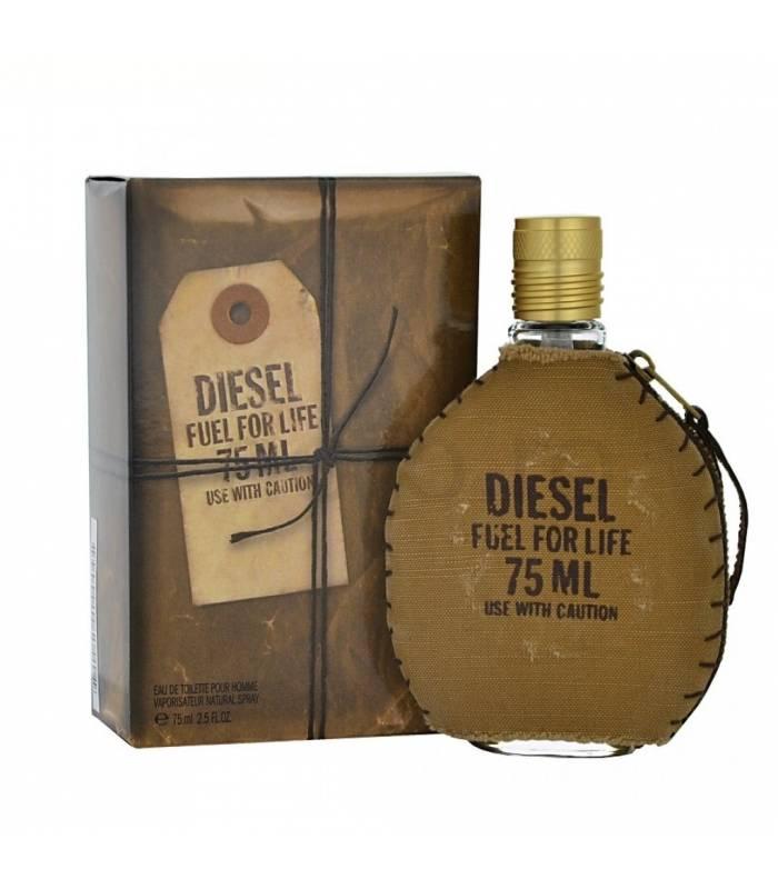 عطر مردانه دیزل فیول فور لایف Diesel Fuel For Life for Men