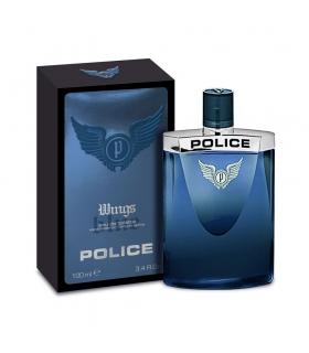 عطر مردانه پلیس وینگ بلو ادو تویلت police wings blue for men edt