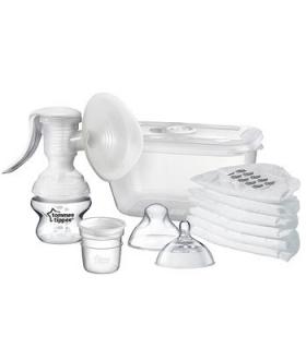 ست شیردوش تامی تیپی مدل 42341420 Tommee Tippee 42341420 Practical Breast Pump