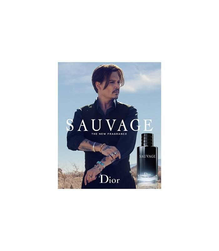 عطر مردانه کریستین دیور ساوج Christian Dior Sauvage for men