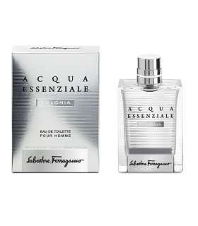 عطر مردانه سالواتور فراگامو آکوا اسنزیال کولونیا ادو تویلت salvatore ferragamo acqua essenziale colonia for men edt