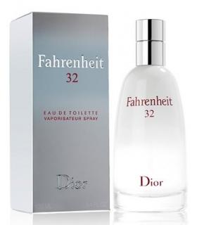 ادکلن مردانه دیورفارنهایت 32 Dior Fahrenheit 32 Eau De Toilette For Men