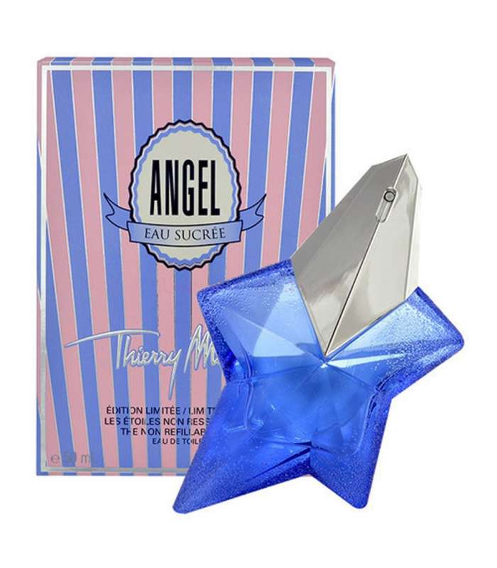 3bb66532b عطر زنانه تیری موگلر انگل ساکری 2015 ادو پرفیوم thierry mugler angel eau  sucree 2015 for