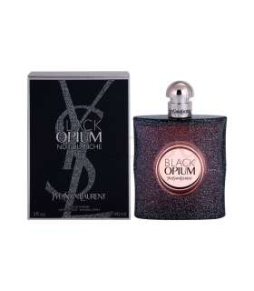 عطر زنانه ایو سن لورنت بلک اپیوم نایت بلنچ ادو پرفیوم yves saint laurent black opium nuit blanche for women edp