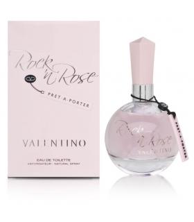 عطر زنانه والنتینو راک ان رز پرت ای پورتر ادو تویلت valentino rock n rose pret a porter for women edt