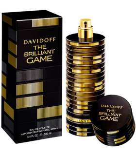عطر مردانه دیویدوف دی برلینت گیم ادو تویلت Davidoff The Brilliant Game for men edt