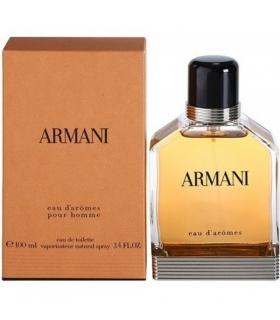 عطر مردانه جورجیو آرمانی ادو دی آرومز ادو تویلت Giorgio Armani Eau d Aromes for men edt
