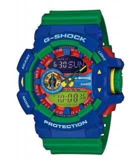 ساعت مچی عقربه ای مردانه کاسیو جی شاک Casio G Shock GA 400 2ADR