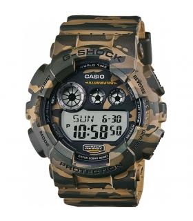 ساعت مچی دیجیتالی مردانه کاسیو Casio GD 120CM 5DR