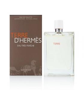 عطر مردانه هرمس ترری دی ارمس ادو ترس فرش ادوتویلت Hermes Terre d Hermes Eau Tres Fraiche Hermes for men edt