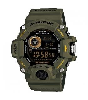 ساعت مچی دیجیتالی مردانه کاسیو جی شاک Casio G Shock GW 9400 3DR