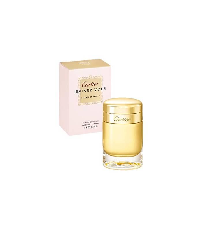 1864b2d24 لیست قیمت ادو پرفيوم زنانه کارتيه مدل Baiser Vole Essence de Parfum حجم 80  ميلي ليتر | ترب