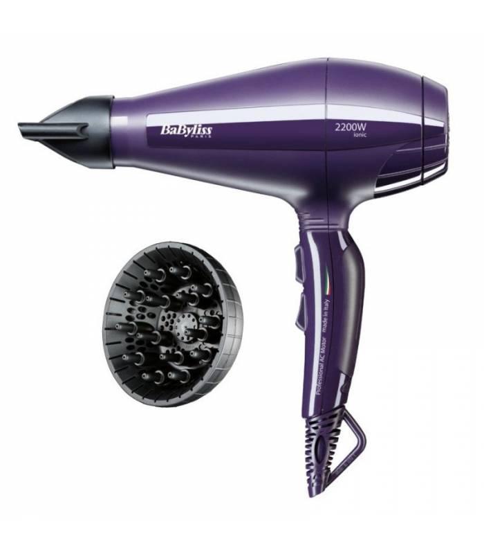 سشوار بابیلیس مدل Babyliss 6611VIE Hair Dryer 6611VIE