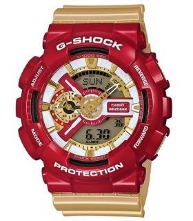 ساعت مچی عقربه ای مردانه کاسیو جی شاک Casio G Shock GA 110CS 4ADR