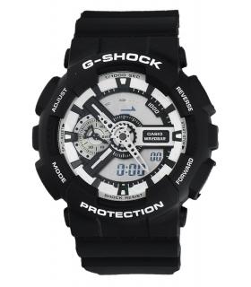 ساعت مچی عقربه ای مردانه کاسیو جی شاک Casio G Shock GA 110BW 1ADR