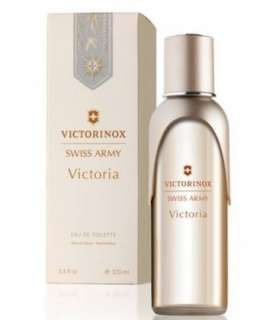 عطر زنانه ویکتورینوس سوئیس آرمی ویکتوریا ادوتویلت Victorinox Swiss Army Victoria for women edt