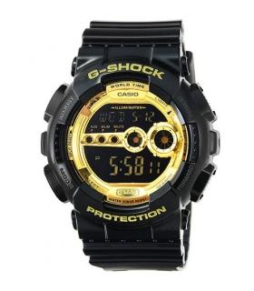 ساعت مچی دیجیتالی مردانه کاسیو جی شاک Casio G Shock GD 100GB 1DR
