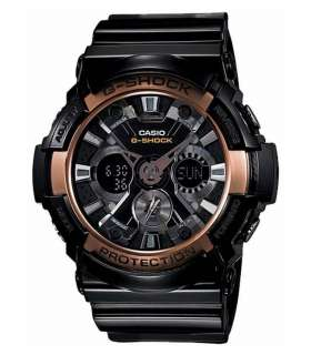 ساعت مچی عقربه ای مردانه کاسیو جی شاک Casio G Shock GA 200RG 1ADR