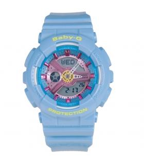 ساعت مچی عقربه ای دخترانه و پسرانه کاسیو Casio Baby G BA 110CA 2ADR