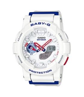 ساعت مچی عقربه ای دخترانه و پسرانه کاسیو Casio Baby G BGA 185TR 7ADR