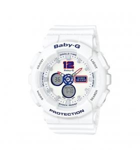 ساعت مچی عقربه ای دخترانه و پسرانه کاسیو Casio Baby G BA 120TR 7BDR