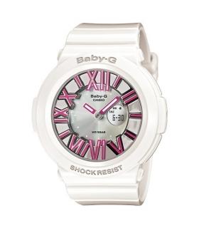 ساعت مچی عقربه ای دخترانه کاسیو Casio Baby G BGA 160 7B2DR