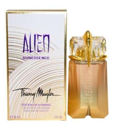 عطر زنانه تیری موگلر الین سان اسنس د امبر Thierry Mugler Alien Sunessence D`Ambre for women