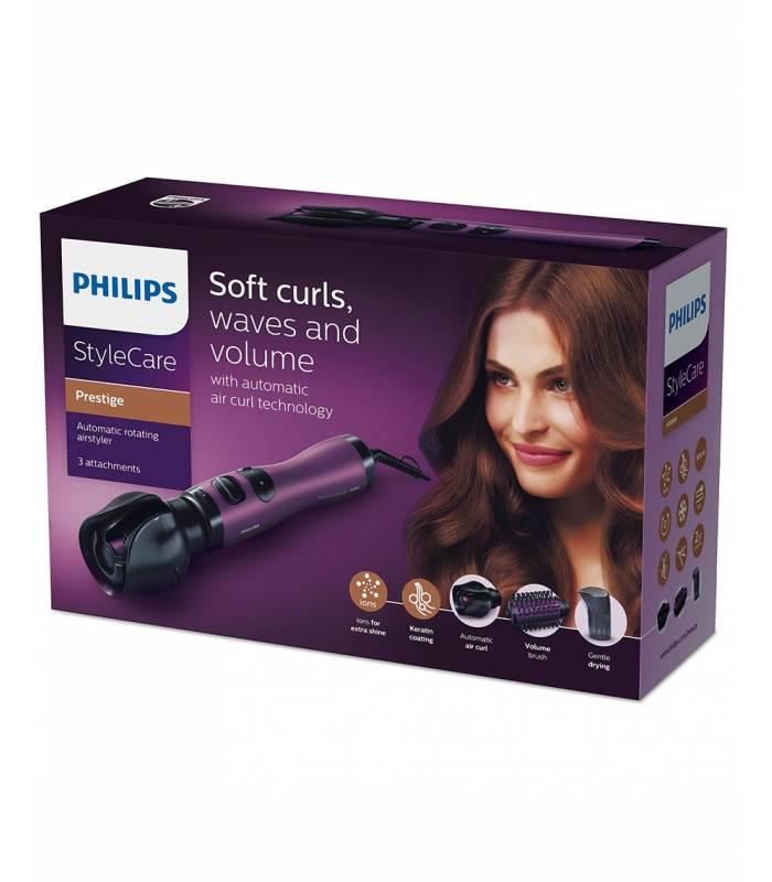 سشوار و فر کننده مو فیلیپس مدل 8668 Philips HP8668 00 Rotating Hair Styler