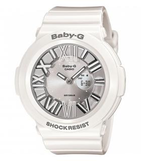 ساعت مچی عقربه ای دخترانه کاسیو Casio Baby G BGA 160 7B1DR