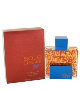ادکلن مردانه لووه سولو لووه پاپ پور هومLoewe Solo Loewe Pop Pour Homme for men