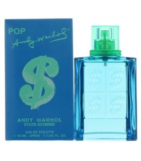 عطر مردانه اندی وارهول پاپ پور هوم ادوتویلت Andy Warhol Pop pour Homme for men edt