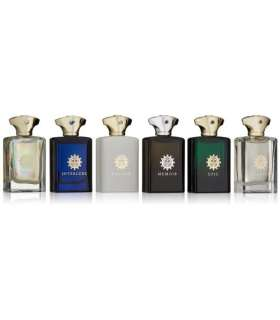 ست عطر مردانه آمواج مدرن amouage miniatures bottles collection modern men fragrance set