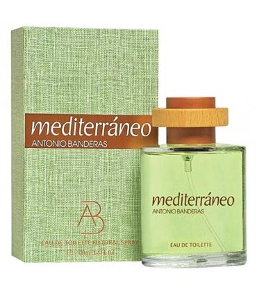 عطر و ادکلن مردانه آنتونیو باندراس مدیترانیو ادوتویلت Antonio Banderas Mediterraneo EDT for men