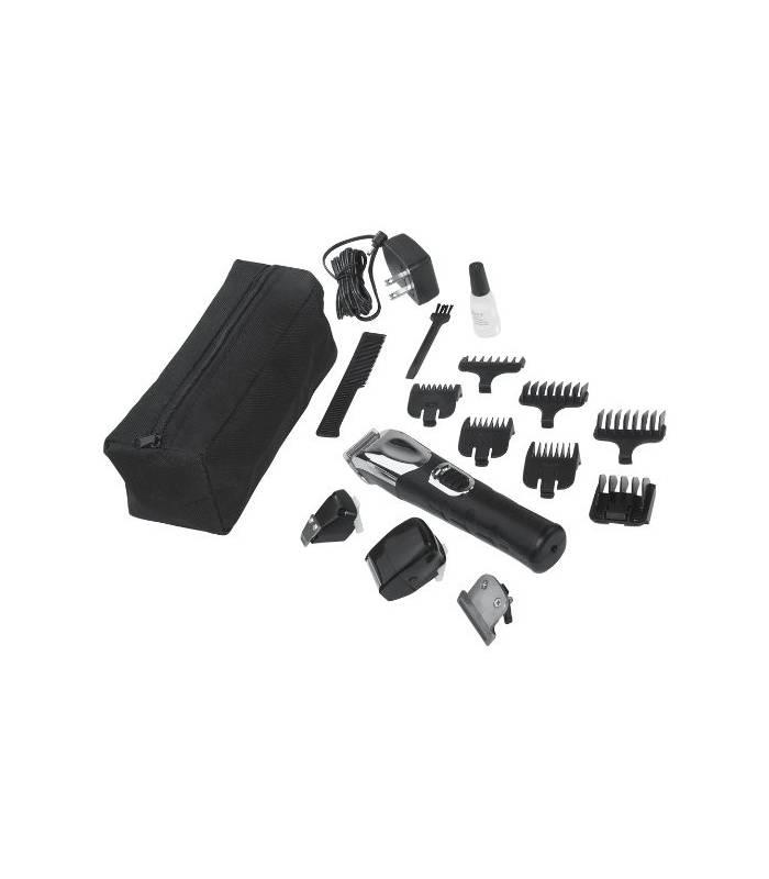 ماشین اصلاح سر و صورت وال مدل Wahl Lithium Ion All In One Grooming Kit 9854-600