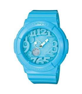 ساعت مچی عقربه ای دخترانه و پسرانه کاسیو Casio Baby-G BGA-130-2B