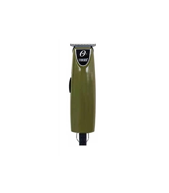 ماشین اصلاح اوستر مدل Limited Edition Oster t-Finisher Olive Green Color Professional Pro Trimmer Made USA