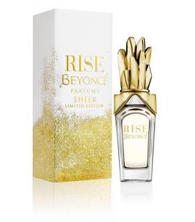 عطر زنانه بیانسه رایز شیر ادوپرفیوم Beyonce Rise Sheer Limited Edition for women edp