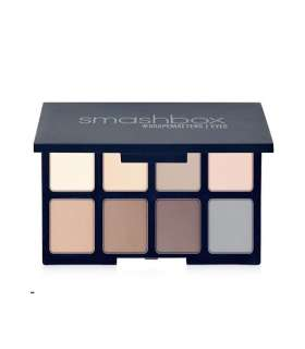 پالت رنگ سایه چشم اسمش باکس Smashbox Photo Matte Eyes Travel Eyeshadow Palette