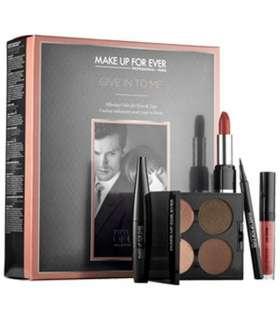ست کامل گریم و آرایش میکاپ فور اور make up for ever give in to me makeup kit inspired by the movie fifty shades of grey