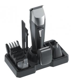 ماشین اصلاح سر و صورت وال مدل Wahl Groomsman Pro All-in-one Rechargeable Grooming Kit 9860-700