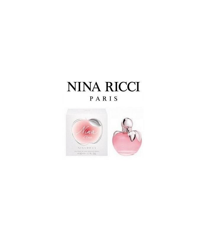 عطر زنانه نینا لئو Nina Ricci Nina L'Eau