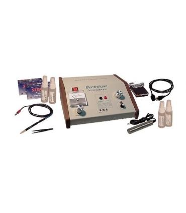 ماشین حذف موهای زائد بدن آوانس electrolyse automatique standard 22kuv permanent hair removal electrolysis machine