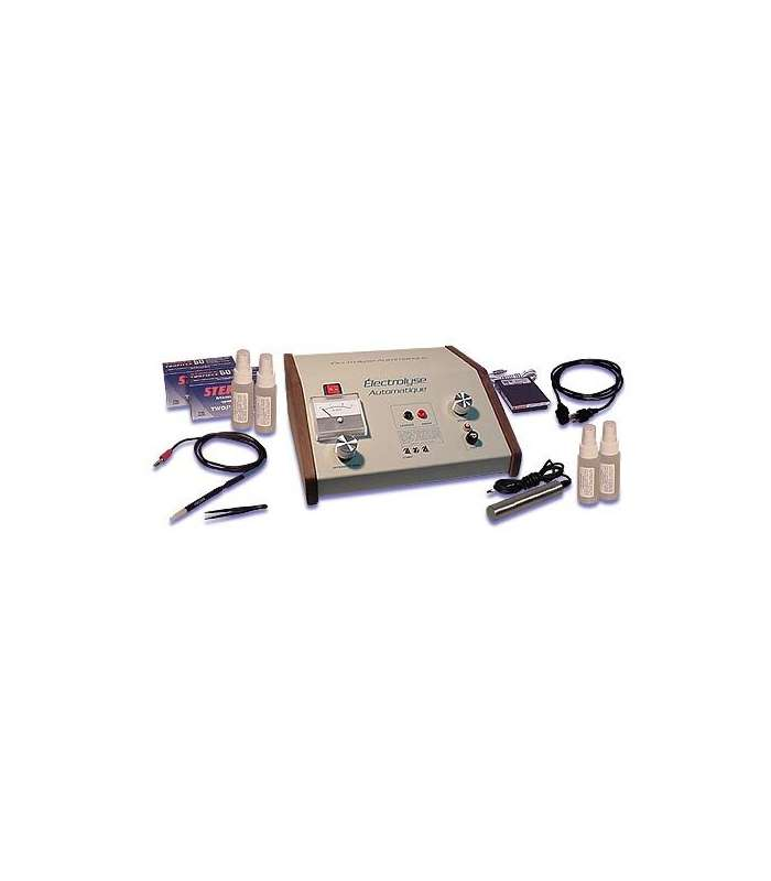 لیزر موی بدن اوانس مدل Électrolyse Automatique Deluxe Electrolysis Permanent Hair Removal Kit