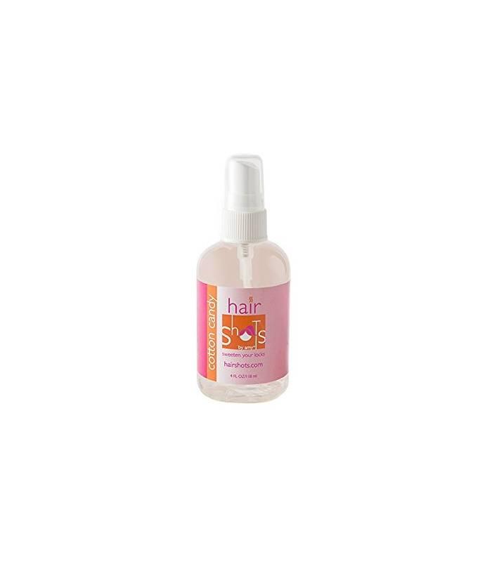 عطر موی سر هیر شاتس Hair Shots Cotton Candy Perfume Quality Heat Activated