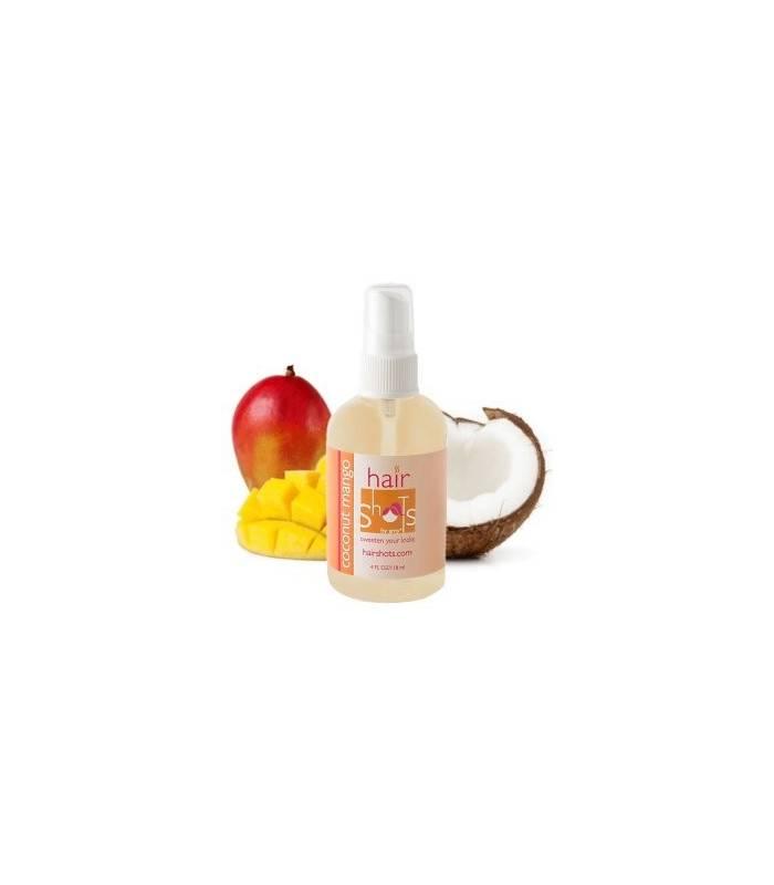عطر موی سر هیر شاتس نارگیلی Hair Shots Coconut Mango Perfume Quality Heat Activated